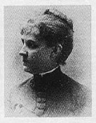 This is an image of Louise Blanchard Bethune who was the first female American architect.
